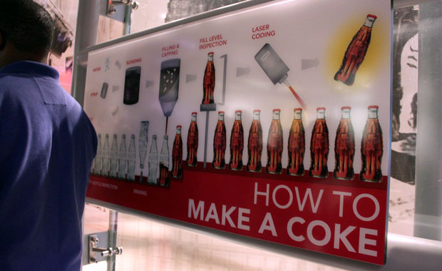 Week-end à Atlanta – Visite du musée Coca Cola