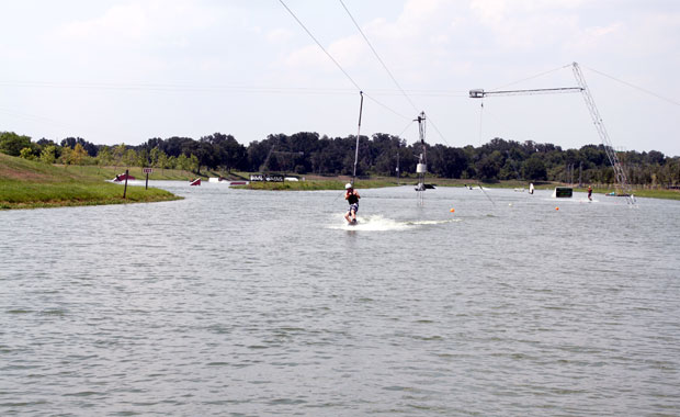 Initiation au Wakeboard