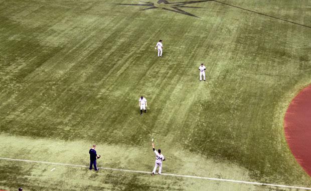Tampa Bay Rays vs New York Yankees