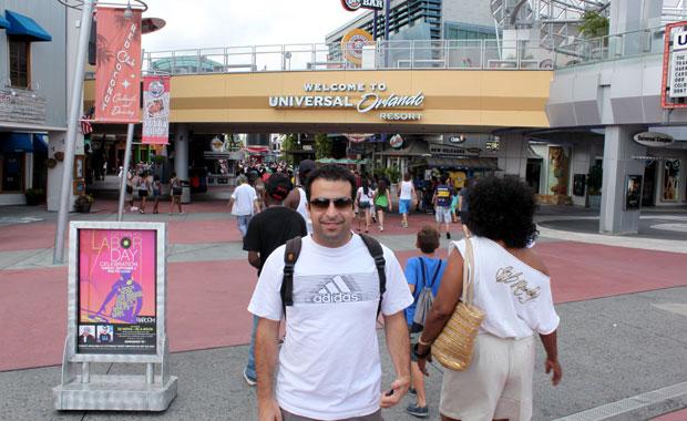 Petit week-end sur Orlando