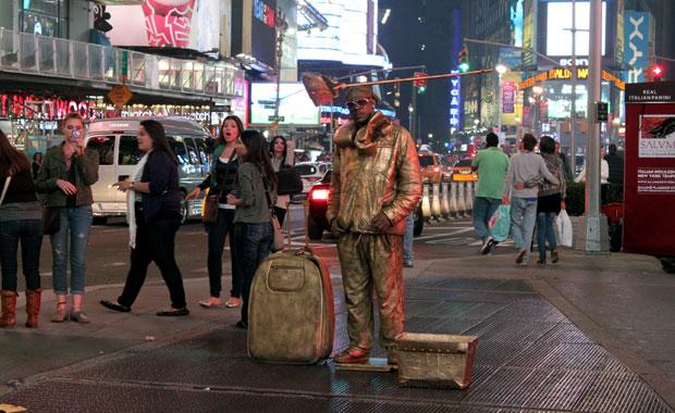 New York : De Broadway à Time Square