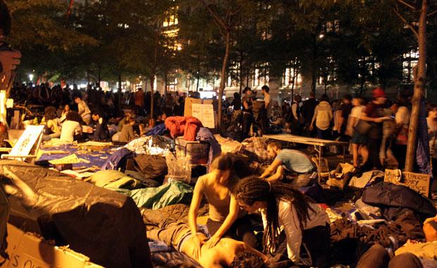 New York : De Wall Street a Ground Zero