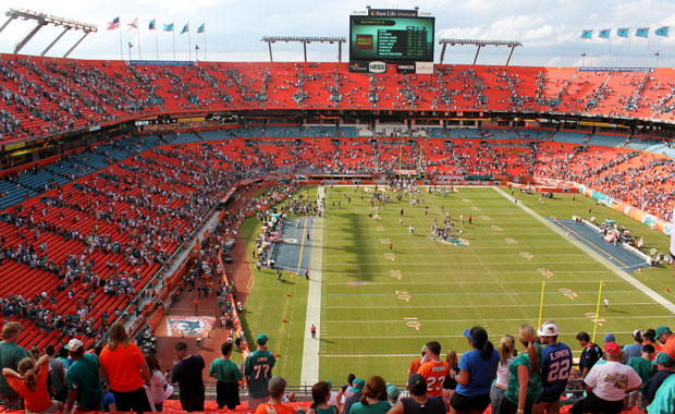 Week-end Autour de Miami : Match Dolphins vs Broncos