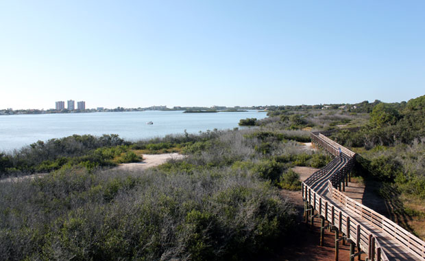 Boca Ciega Millennium Park