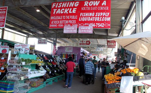 Le Flea Market d'Oldsmar