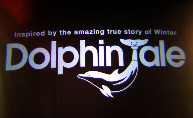 Visite du musée du film Dolphin Tale (L'Incroyable Histoire de Winter le Dauphin)