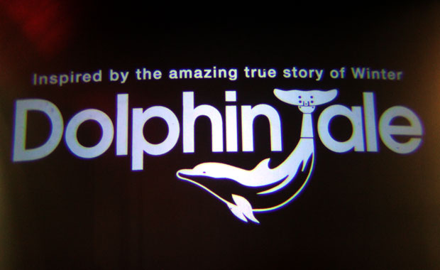 Visite du Musee du film Dolphiin Tale