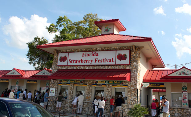 Florida Strawberry Festivals