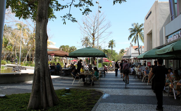 MIami Beach et Lincoln Road