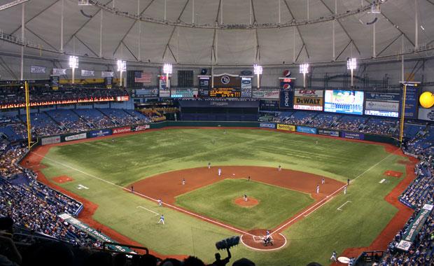 MLB - Rays vs Marlins et Concert Afrojack
