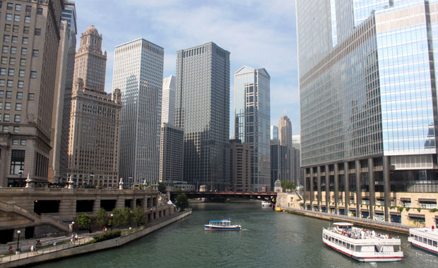 Week-end a Chicago