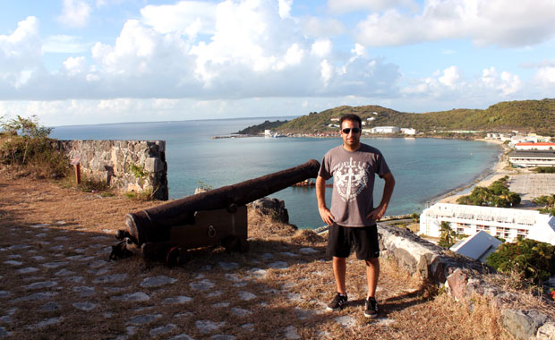 Saint Martin - De Marigot a la Baie de Grand Case