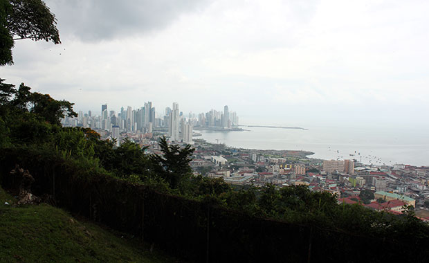 Week-End au Panama – La Colline Ancon