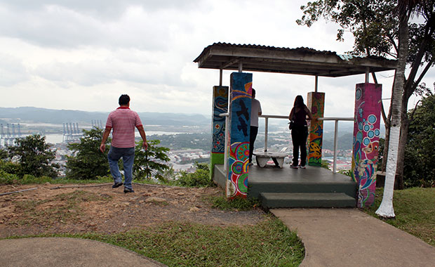 Week-End au Panama – Ancon Hill