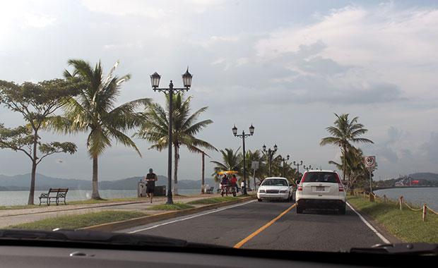 Week-End au Panama - Calzada de Amador