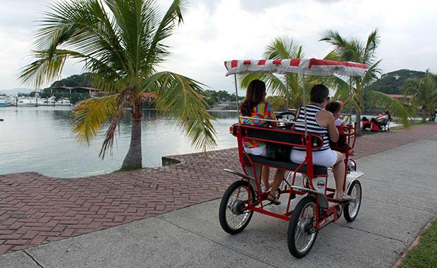 Week-End au Panama – Calzada de Amador