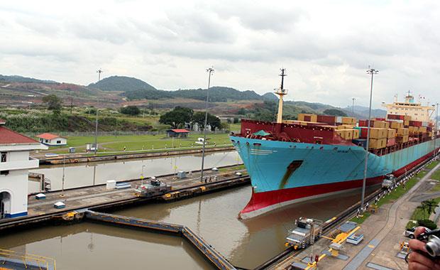 Week-End au Panama – Le Canal de Panama