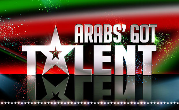 Nael Jammal - Arabs Got Talent 2013