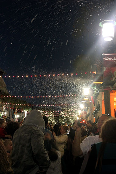 "De la ""Neige"" à Celebration, FL"