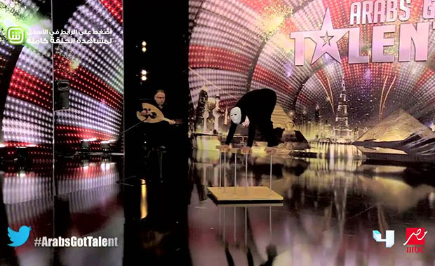 Arabs Got Talent (Semi-Finale & Finale) – نائل جمال